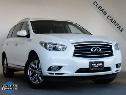 Pre-Owned 2014 INFINITI QX60  AWD