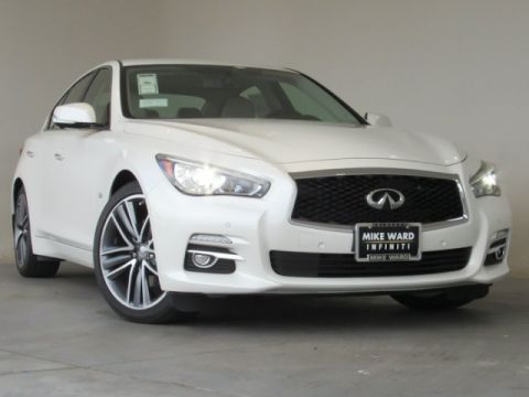 New 2016 INFINITI Q50 3.0t PREMIUM AWD, DRIVER ASSISTANCE PACKAGE, 3.0t AWD